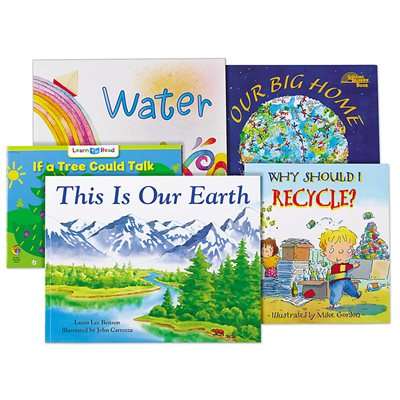 Earth & Environment Theme Book Library