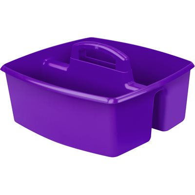 Large Caddy- Purple