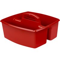 Large Caddy- Red