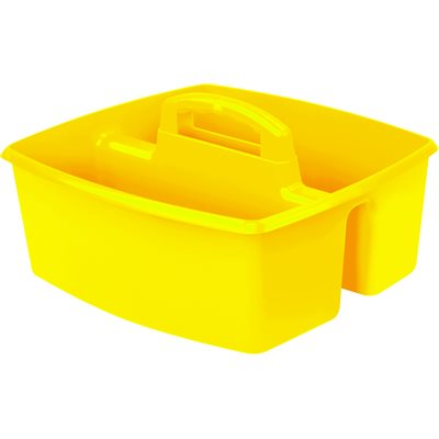 Large Caddy- Yellow