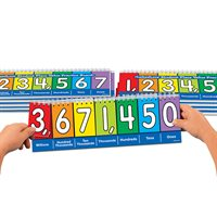 Student Place Value Boards - Set of 10