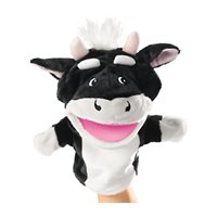 Cow Puppet
