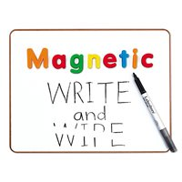 Magnetic Write & Wipe Lapboard