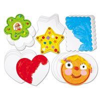 Collage Board Only - Set of 30