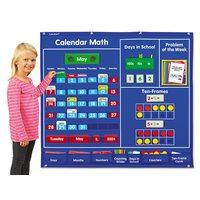 Calendar Math Activity Program