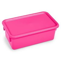 Lid for Neon Heavy-Duty Storage Box - Pink