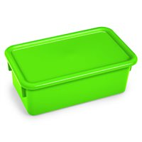 Lid for Neon Heavy-Duty Storage Box - Green