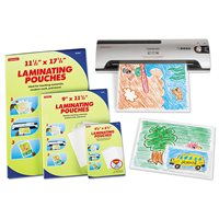 "11.5"" X 17.5"" Laminating  Pouches"