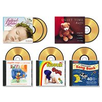 Toddler Favourites CD Library