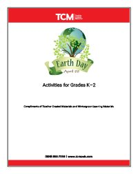 Earth Day Activity Pages K-2_WG-Thumbnails