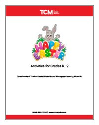 Easter Activity Pages K-2_WG-Thumbnails